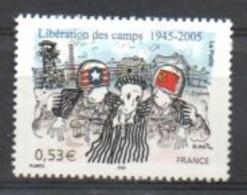 """France 2005 Y&T** N° 3781 """" Libération Des Camps """" - Ungebraucht"""