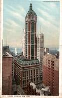 SINGER BUILDING - NEW YORK - New York City