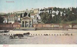 Cartolina - Postcard / Non  Viaggiata - Unsent / Napoli, Il Camposanto. - Napoli