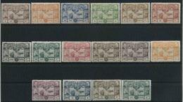 1923 Portogallo, Anniversario Trasvolata Lisbona Brasile, Serie Completa Nuova (**) - Neufs
