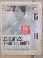 Journal Libération (6/7 Mars 1993) Mort De Cyril Collard - Législatives - J Roseau Assassiné - Mis Et Thiennot - Zeitungen