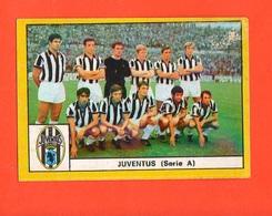 Calcio Figurine EDIS Calciatori 1969 - 1970 JUVENTUS - Adesivi