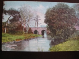 Bridge At Ashtown, Co. Dublin, Ireland - Posted 1911 - Ponts