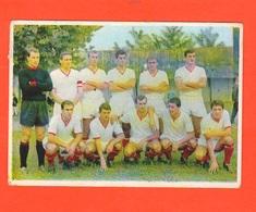 Calcio Calciatori BARI Football Club Anni 60 - Adesivi