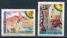 °°° BOLIVIA - Y&T N°998/99 - 1998 °°° - Bolivia