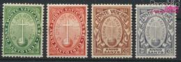 Vatikanstadt 17-20 (kompl.Ausg.) Mit Falz 1933 Aufdruckausgabe (9324730 - Vatican