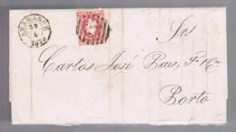 Portugal, 1870, # 30, Amarate-Porto - 1862-1884 : D.Luiz I