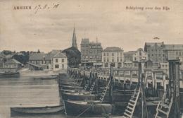 CPA - Pays-Bas - Arnhem - Schipbrug Over Den Rijn - Arnhem