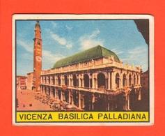 Vicenza Figurina Basilica Palladio Piazza Dei Signori  Anni '60 - Altre Collezioni