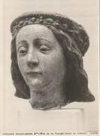 Tete De La Viere (Semur En Auxois)  Ateliers Bourguignons XV - Sculptures