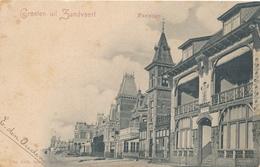CPA - Pays-Bas - Groet Uit Zandvoort - Zandvoort