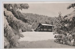 Cartolina  - Postcard / Viaggiata -  Sent -  Svizzera, Naturfreundehutte... 1500 M. - Svizzera