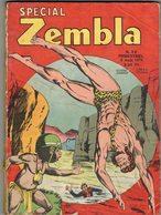 SPECIAL ZEMBLA  N° 58 Du 5 Août 1978 Edition LUG : Le Sorcier Des ROGS - Zembla
