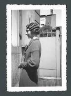 Photo Ancienne LA MODE COIFFURE D'AUTREFOIS - Mademoiselle Betty JACOB Avec Une Permanente DOLFAS En 1934 - Pin-ups