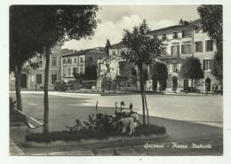 SARZANA - PIAZZA MATTEOTTI - VIAGGIATA FG - La Spezia