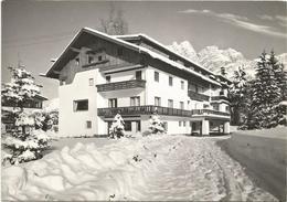 W3712 Cortina D'Ampezzo (Belluno) - Villa Marina - Panorama Invernale / Non Viaggiata - Altre Città