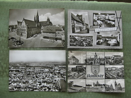 DEUTSCHLAND / ALLEMAGNE / GERMANY - LOT DE 340 CPSM / CPM - Cartes Postales