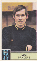 PANINI AUTOCOLLANT 1972 - 73 CLUB BRUGGE LUC SANDERS 99 - Soccer