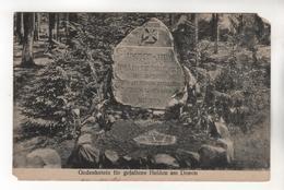 2783,  Heldengräber, Am Donon,  Vogesen Im Elsass Im Département Bas-Rhin, Frankreich. - Soldatenfriedhöfen
