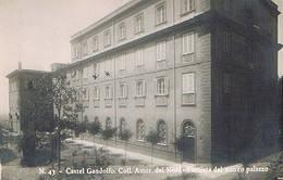 CASTEL GANDOLFO -  COLLEGIO AMERICANO DEL NORD- NUOVO PALAZZO -1922 - Autres