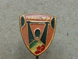 LIST 100 - WEIGHTLIFTING, DIZANJE UTEGA, YUGOSLAVIA - Weightlifting