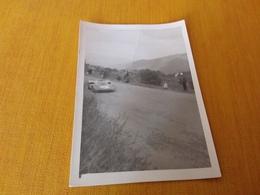 FOTO TARGA FLORIO / MISURE 13X9 CM - Automobili