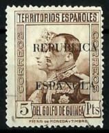 Guinea Española Nº 229 En Usado - Guinea Española