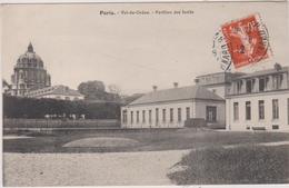 75 Paris 05 Hopital Militaire Du Val De Grace Pavillon Des Isoles - Arrondissement: 05