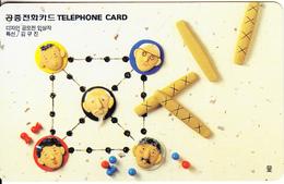 SOUTH KOREA - Korea Telecom Telecard(W3000), Used - Korea, South