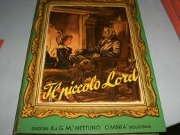LIBRO IL PICCOLO LORD - Klassiekers