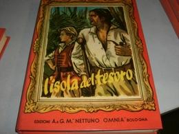 LIBRO L'ISOLA DEL TESORO 1954 - Boeken, Tijdschriften, Stripverhalen