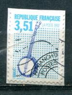 France 1990 - Préo YT 226 (o) Sur Fragment - 1989-....