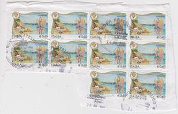 Italy 2007 Sardegna 1v 10x Used On Paper (43359) - 1946-.. Republiek