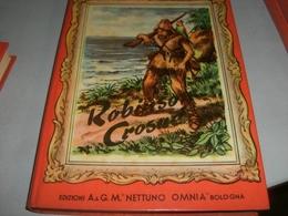 LIBRO ROBINSON CRUSOE' 1953 - Boeken, Tijdschriften, Stripverhalen