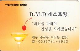 SOUTH KOREA - D.M.D.(W2000), 10/97, Used - Korea, South