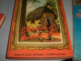 LIBRO LE AVVENTURE DI HUCKLEBERRY FINN 1954 - Boeken, Tijdschriften, Stripverhalen