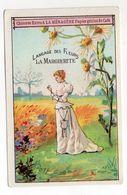 """Chromo - CAMBRAI --""""DUROYON & RAMETTE""""- Chicorée-chocolat--Langage Des Fleurs """"marguerite"""" .. ...à Saisir - Duroyon & Ramette"""