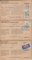 Canada Lot De 45 Cartes Recouvrement Pour Insuffisance D'affranchissement - Postage Due