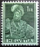 SUISSE                N° 363                  NEUF** - Unused Stamps