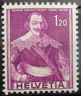 SUISSE                N° 364                  NEUF** - Unused Stamps