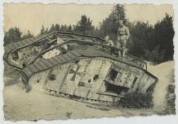 Un Char Allemand De 14-18 . - War, Military