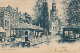 CPA - Pays-Bas - Gouda - Gouwe - Gouda
