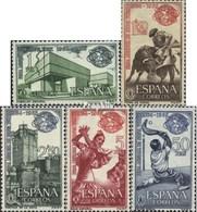 Espagne 1471-1475 (complète.Edition.) Neuf Avec Gomme Originale 1964 Exposition Universelle - 1961-70 Ungebraucht