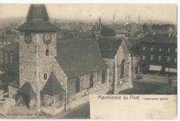 Marchienne-au-Pont - L'Ancienne église - Nels Serie 19 No 14 - België
