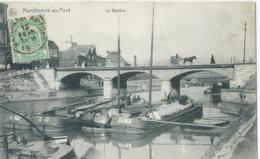 Marchienne-au-Pont - La Sambre - Nels Serie 19 No 49 - Belgique