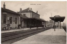 Frouard : La Gare (Editeur G. Labouique) - Frouard