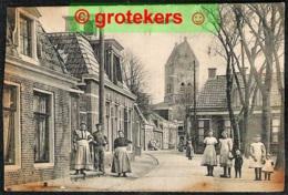 PINGJUM Groet Uit Aandacht Voor De Fotograaf 1913 ? - Netherlands