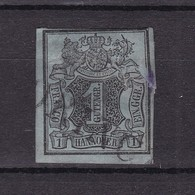 Hannover - 1850 - Michel Nr. 1 - Repariert - 70 Euro - Hanover