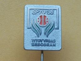List 119 - Basketball , Titov Vrbas, Srbobran, Ep Yu 89 - Basketball