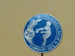List 119 - Basketball CHAMPIONSHIP, SOMBOR ADA, SERBIA - Basketball